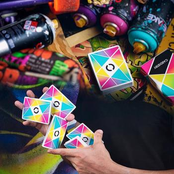 Cardistry Playing Cards Color