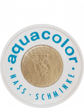 Aquacolor Makeup gold