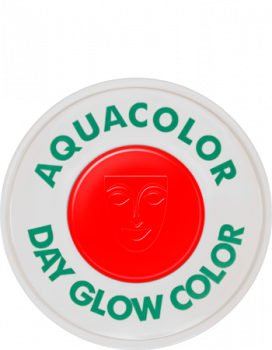 Aquacolor Makeup DAYGLOW rot UV R30